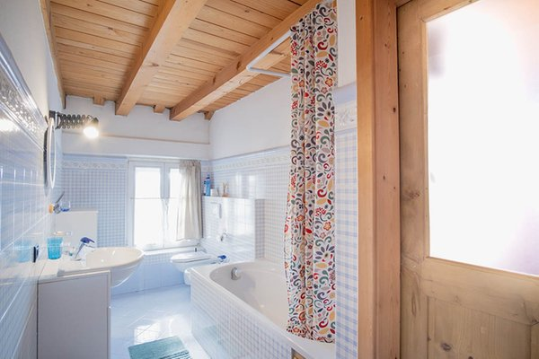 Photo of the bathroom Apartment La Casa del Noce