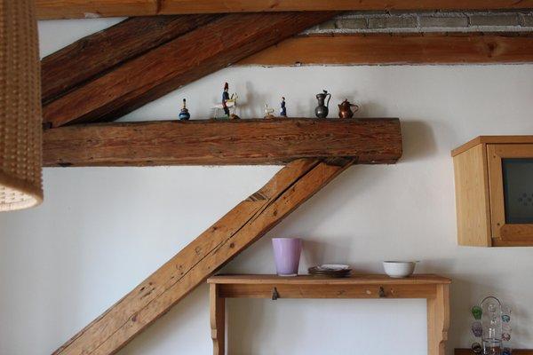 Photo of some details La Casa del Noce