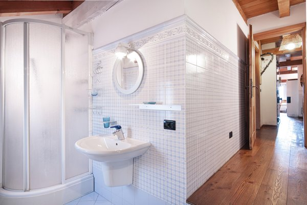 Foto del bagno Appartamento La Casa del Noce