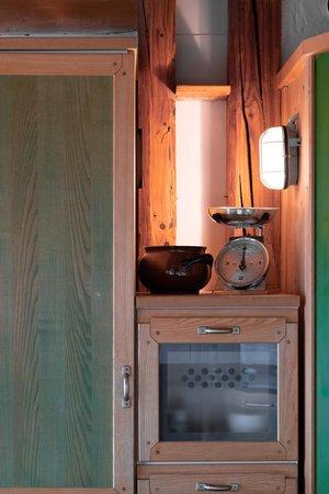 Foto della cucina La Casa del Noce