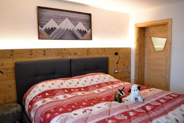 Foto vom Zimmer B&B + Ferienwohnungen Ciesa La Vèrda
