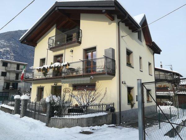 Foto invernale di presentazione Casa vacanze Al Brik