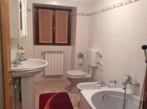 Foto del bagno Appartamento Colombi