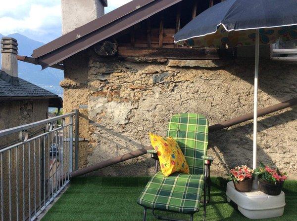 Foto del balcone Colombi