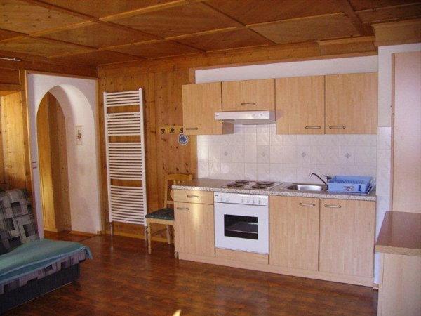 Photo of the kitchen Schusterhof