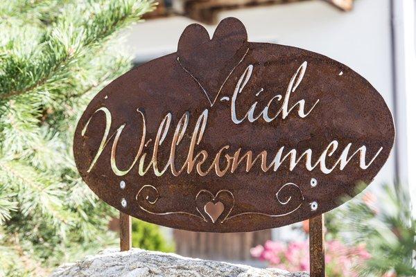 Foto di alcuni dettagli Unterguggenberghof