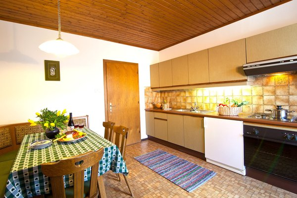 Foto della cucina Marenklhof