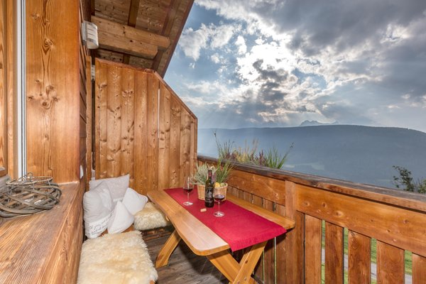 Foto vom Balkon Mahrhof