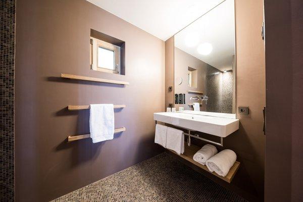Foto del bagno Apartments Lamondis