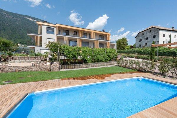 Sommer Präsentationsbild Residence Villa Montis