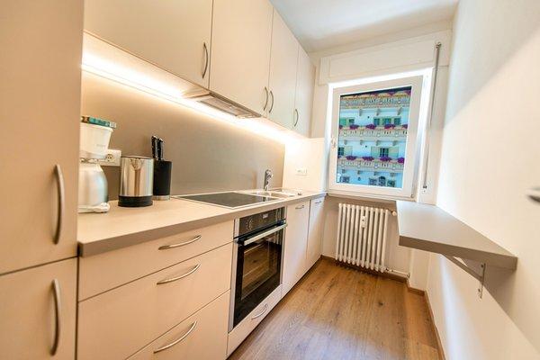 Foto della cucina Casa Brunelle