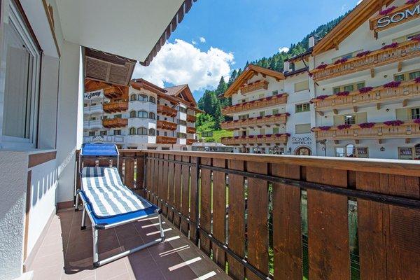 Foto del balcone Casa Brunelle