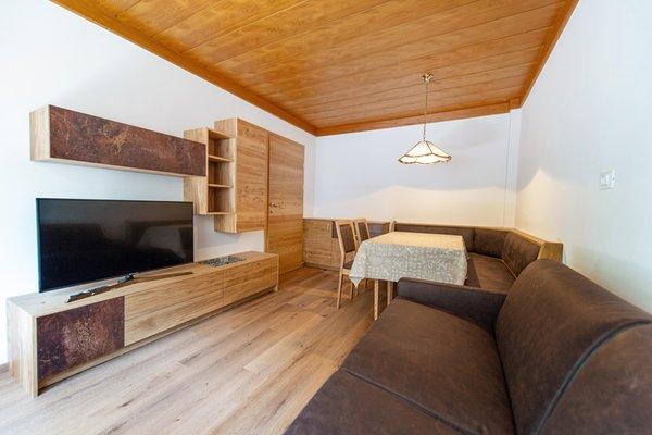 La zona giorno Appartamento Casa Brunelle