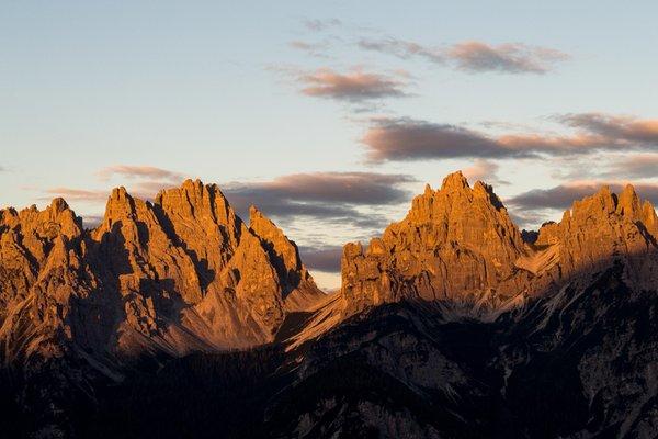 Foto estiva di presentazione Forni di Sopra - Dolomiti in tutti i sensi