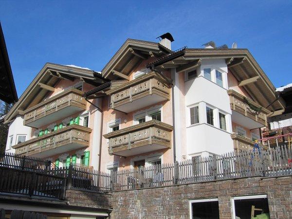 Foto esterno in estate Casa Cecilia