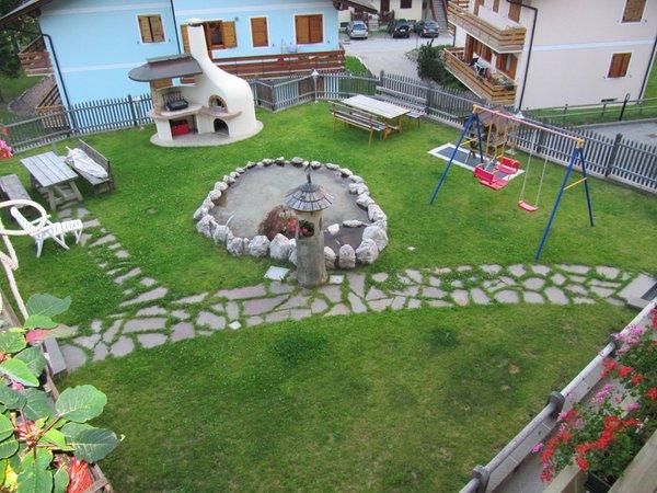 Foto del giardino Fontanazzo (Mazzin)