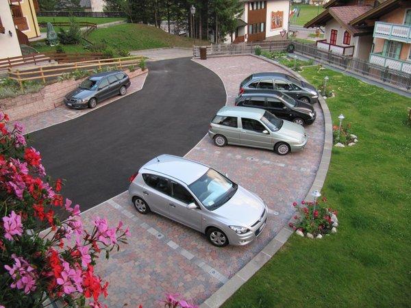 Il parcheggio Appartamento Casa Cecilia