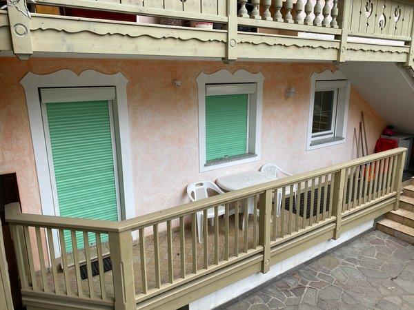 Foto del balcone Casa Cecilia