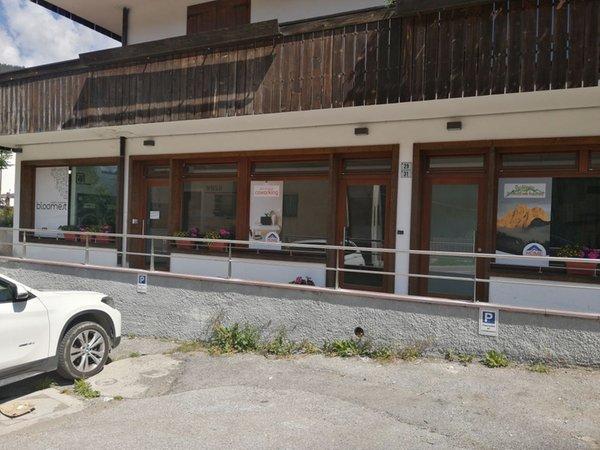 Photo exteriors in summer Shop Bottega dei Prodotti delle Dolomiti
