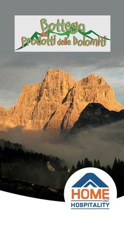 Logo Geschäft Bottega dei Prodotti delle Dolomiti