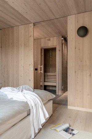 Foto della camera Appartamenti Larix Lodge