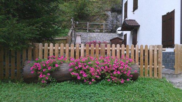 Foto estiva di presentazione Casa Arianna