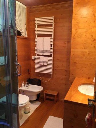Foto del bagno Casa Arianna