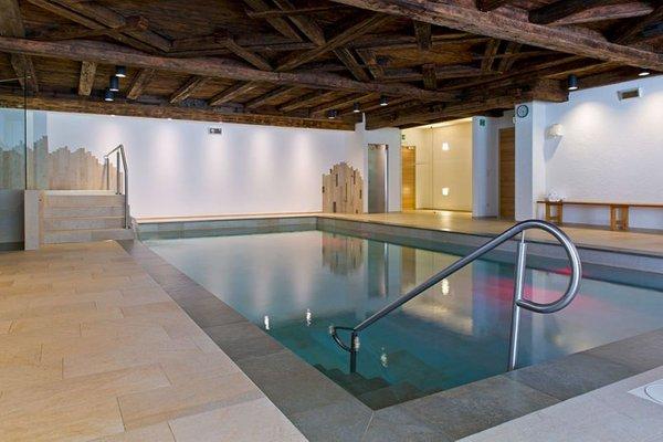 La piscina Waldruhe - Hotel 3 stelle