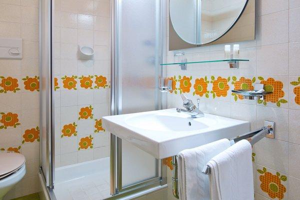 Foto del bagno Hotel Waldruhe