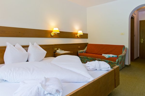 Foto della camera Hotel Waldruhe