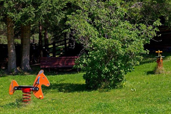 Foto del giardino Valle di Casies