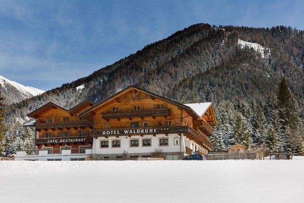 Foto invernale di presentazione Waldruhe - Hotel 3 stelle
