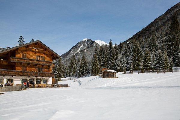 Foto esterno in inverno Waldruhe