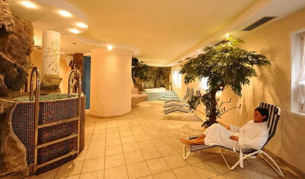 Photo of the wellness area Hotel Tyrol