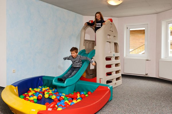 The children's play room Hotel Tyrol