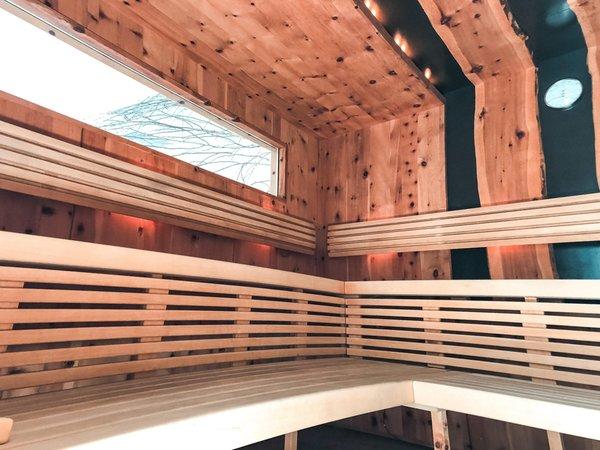 Foto della sauna Levico Terme