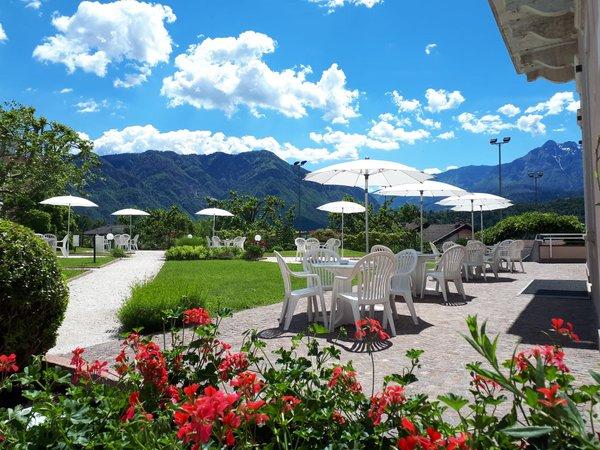 Foto del giardino Levico Terme