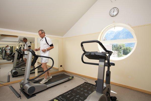 Foto della zona fitness Bellavista Relax Hotel