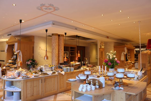 La colazione Bellavista Relax Hotel