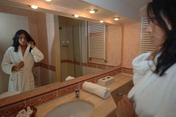 Foto del bagno Bellavista Relax Hotel