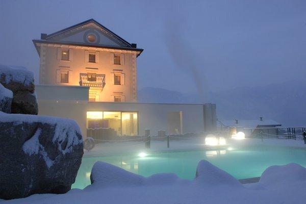 Foto invernale di presentazione Bellavista Relax Hotel