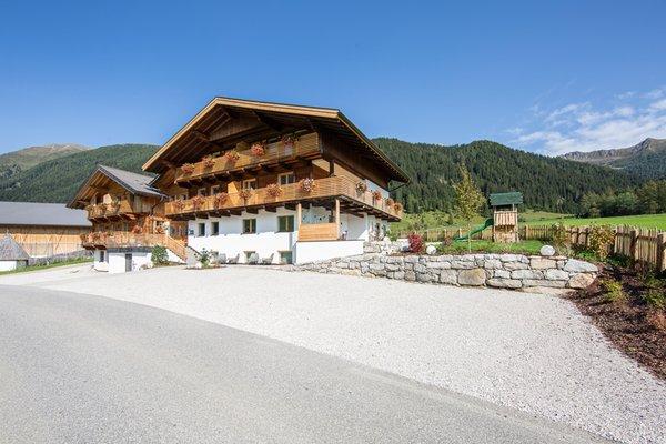 Foto estiva di presentazione Residence Alpina