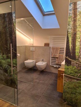 Foto del bagno Residence Alpina