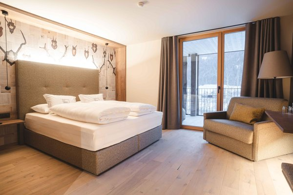 Foto della camera Hotel Christof