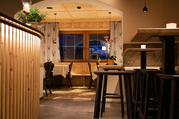 The common areas Hotel Seehof