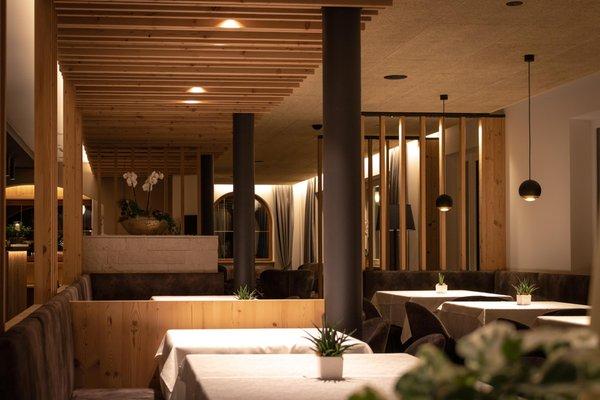 The restaurant Monguelfo / Welsberg Seehof