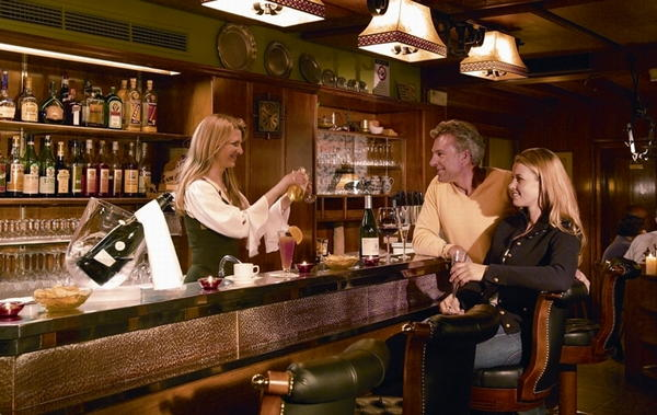 Foto del bar Hotel Weisses Lamm