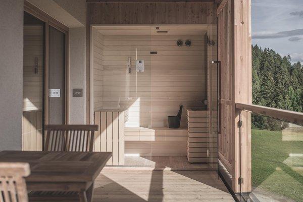Foto della sauna Monguelfo
