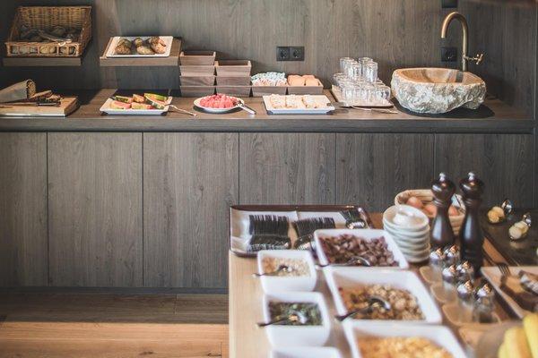 La colazione Gailerhof Hotel B&B - Garni-Hotel 3 stelle sup.