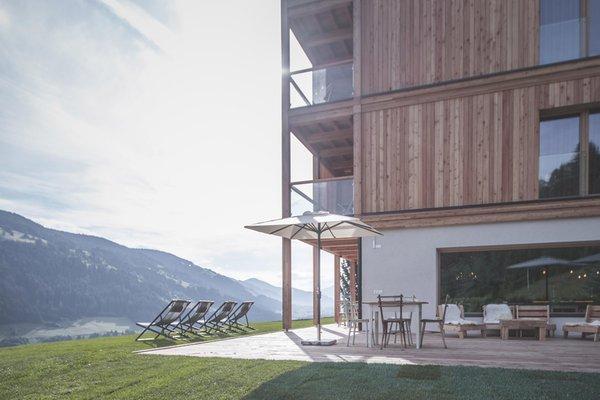 Foto esterno in estate Gailerhof Hotel B&B